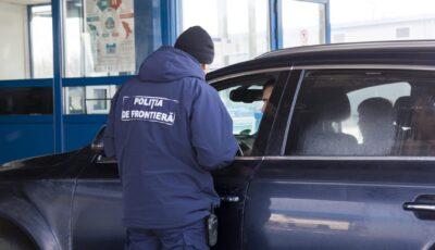 Moldoveni reținuți la vamă pentru infracțiuni de furt în Austria și Germania