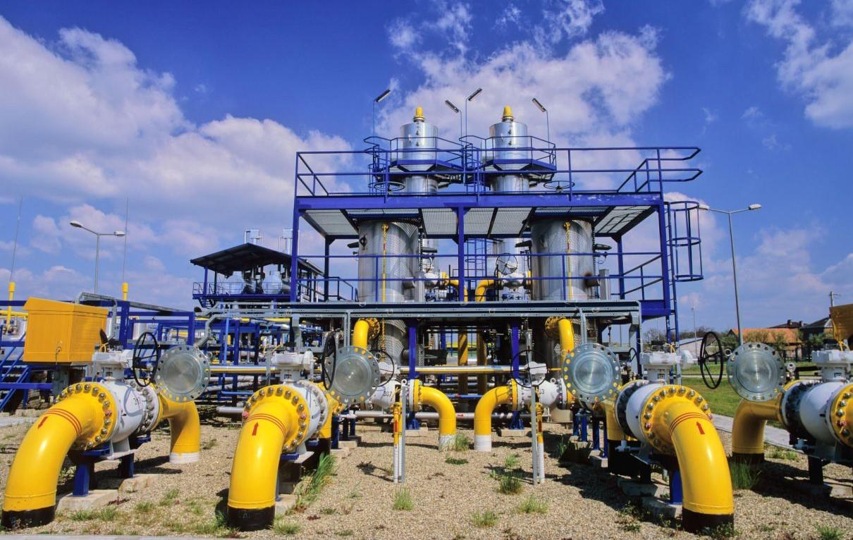 Foto: O companie elvețiană va livra joi gaze în Republica Moldova