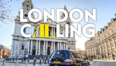 O firmă de taxi din Londra oferă salariu de 6.800 euro pe lună