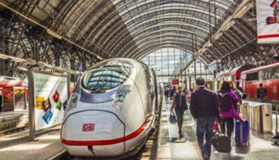 Primul tren autonom, testat cu succes în Germania. Este o premieră mondială