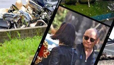 Miliardarul român Dan Petrescu, soția și băiatul lui, dar și alți cinci prieteni ai familiei, au murit în accidentul aviatic de la Milano