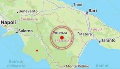 Cutremur în Italia, resimțit în mai multe localități