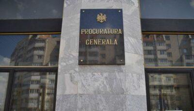 Adjunctul procurorului general suspendat recent din funcție, a fost reținut în această dimineață pentru îmbogățire ilicită