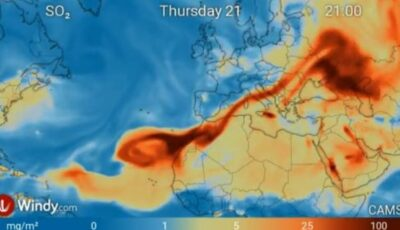 Un nor cu substanțe toxice străbate teritoriul Moldovei. De unde vine?