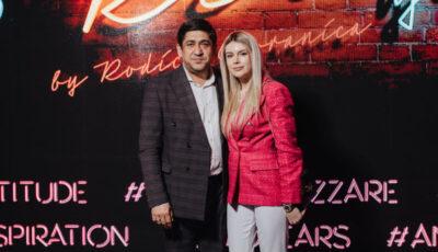 Corneliu Botgros, prima apariție la un eveniment public alături de iubita sa, Angela