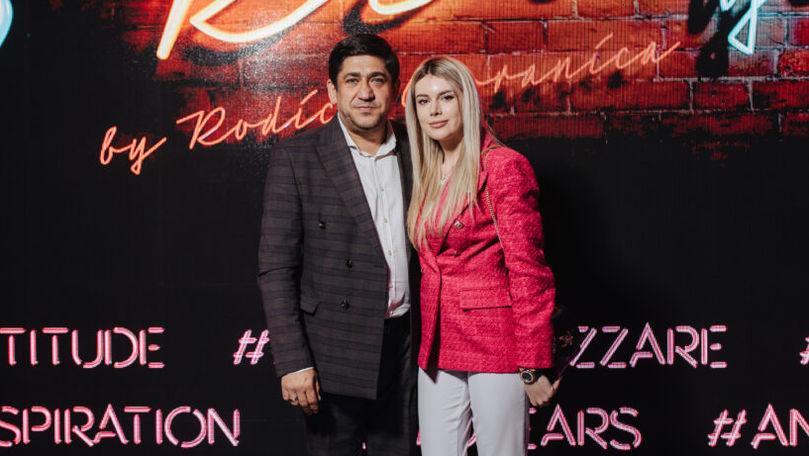 Foto: Corneliu Botgros, prima apariție la un eveniment public alături de iubita sa, Angela